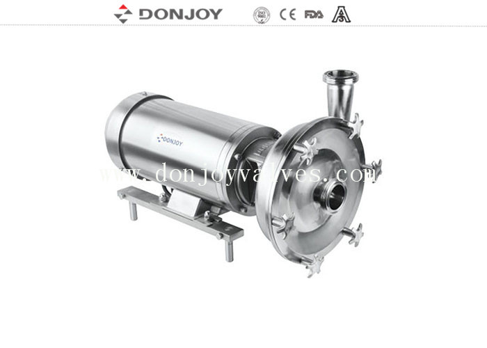 SS316L stainless steel KS  high purity pumps for chemical producing processing
