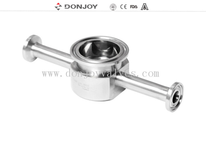 "Hygienic Aseptic Connection Stainless Steel Sanitary Fittings From 1""-4"" for tank bottom union"